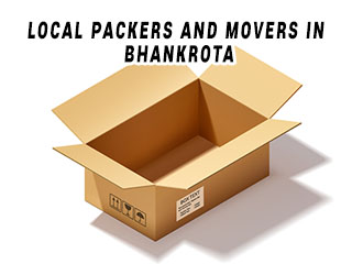 Local packers and movers bhankrota jaipur
