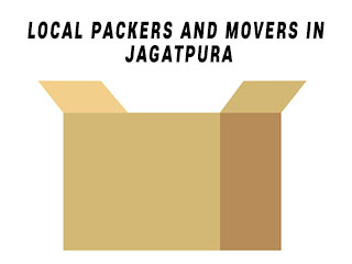Local packers and movers jagatpura jaipur