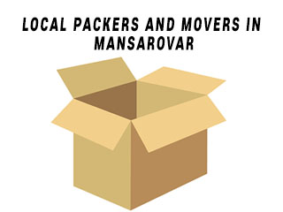 Local packers and movers mansarovar jaipur