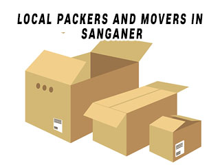 Local packers and movers sanganer jaipur